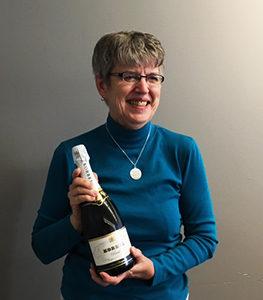 Loretta Hall, 2016 Communicator of Achievement